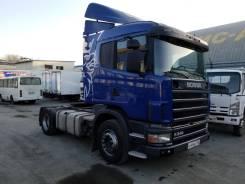 Scania R340. Седельный тягач 2007год, 11 000куб. см., 25 000кг., 4x2