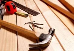 Рабочий по комплексному обслуживанию и ремонту зданий.