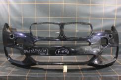 Бампер передний - BMW X5 F15 (2013-н. в. )