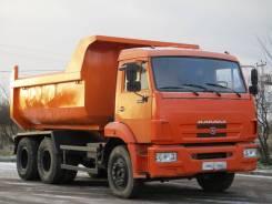 КамАЗ 65115. самосвал (2011), 6 700куб. см., 15 000кг., 6x4