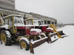 ЭО 2621. Экскаватор с отвалом ЭО-2621 на базе ЮМЗ, в Барнауле, 0,28куб. м.