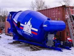 Cimc. Автобетоносмеситель CIMC новый, 8,00куб. м.