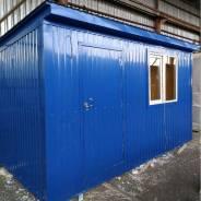Домик 2,5 х 4 метра с электропроводкой, утеплитель Мин. вата 10 см.