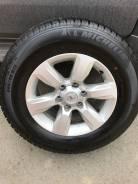 """Запасное колесо Michelin Latitude 265/65 R17. 7.5x17"""" 6x139.70 ET25"""