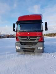 Mercedes-Benz Actros. Mercedes-Benz Axor 1841LS, 11 967куб. см., 19 000кг., 4x2