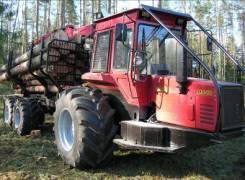 МТЗ Млпт-354М. Машина лесная млпт лесовоз, 15 000кг., 11 000кг.