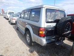 Дверь багажника. Mitsubishi Pajero, V23W, V43W, V46W, V46WG Mitsubishi Montero, V23W, V43W, V46W Двигатели: 4M40, 6G72