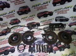 Диск тормозной. Jeep Grand Cherokee, ZG, ZJ Двигатели: MAGNUM, AMC, I6