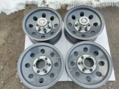 """Chevrolet. 7.0x15"""", 6x139.70, ET-10, ЦО 78,1мм."""