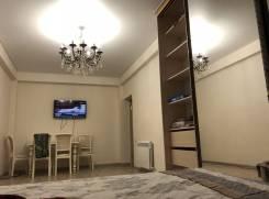1-комнатная, проспект Акушинского 100. Новая автостанция, 56,0кв.м.