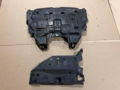 Защита двигателя пластиковая. Subaru Forester, SG9, SG9L Subaru Impreza WRX STI Subaru Impreza, GDB, GGB Двигатели: EJ255, EJ207
