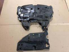 Защита двигателя пластиковая. Subaru Forester, SG9, SG9L Subaru Impreza, GDB, GGB Subaru Impreza WRX STI Двигатели: EJ255, EJ207