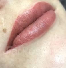 Пудровые губы/брови, Микроблейдинг! Акция! Коррекция - 0р. Акция длится до 31 декабря