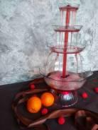 Аренда фонтана напитков (Шоколадный фонтан)