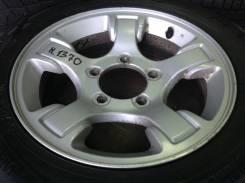 """Suzuki. 5.5x16"""", 5x139.70, ET22"""