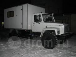 ГАЗ 3308 Садко. Продается Грузовой автофургон, 5 000куб. см., 6 540кг., 4x4