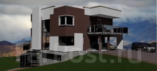 Эскизный проект индивидуального жилого дома, гаража, бани и т. д.