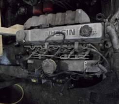 Продажа двигатель на Nissan Safari Y60 TD42 ПО Запчастям