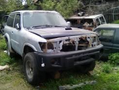 Nissan Safari. Полный комплект документов Safari Y61