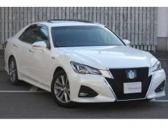 Toyota Crown. вариатор, задний, 2.5 (178л.с.), бензин, 41 000тыс. км, б/п. Под заказ
