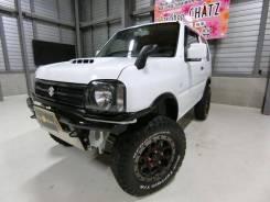 Suzuki Jimny. механика, 4wd, 0.7 (64л.с.), бензин, 37 000тыс. км, б/п. Под заказ