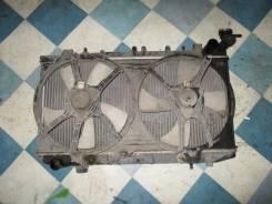 Радиатор охлаждения двигателя. Nissan Sentra, B14 Nissan Lucino, B14, EB14, FB14, FNB14, HB14 Nissan Pulsar, EN15, FN15, FNN15, HN15, HNN15, N15 Nissa...