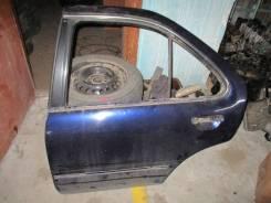 Дверь Nissan Sunny #B14 1996 лев. зад.