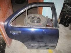 Дверь Nissan Sunny #B14 1996 прав. зад.