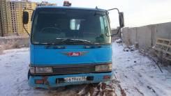 Hino Ranger. Продаётся грузовик с КМУ , 7 412куб. см., 5 000кг., 4x2