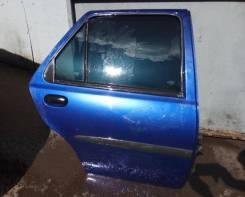 Дверь задняя правая в сборе Форд Фиеста 4 1998г.