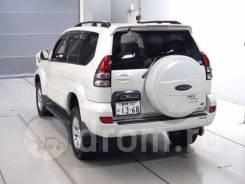 Крыло заднее левое Toyota Land Cruiser Prado 120