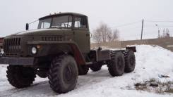 Урал 4320. , 10 850куб. см., 5 000кг., 6x6