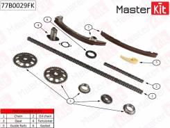 Комплект цепи ГРМ Master KiT 77B0029FK