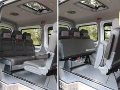 Ford Transit. Микроавтобус пассажирский 9 мест Форд Транзит трансформер, 9 мест, В кредит, лизинг