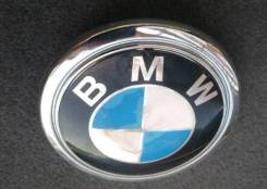 Эмблема багажника. BMW Z3 BMW 8-Series, E31 BMW 7-Series, E65, E66, E67 BMW X5, E53 M54B30, M57D30TU, M62B44TU, N62B44, N62B48