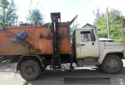 Коммаш КО-440-3. Мусоровоз КО-440-3 на шасси ГАЗ-3307, 4 780куб. см.