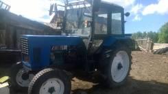 МТЗ 80. Продам трактор мтз80 с телегой, 80 л.с.