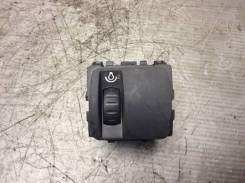 Кнопка регулировки подсветки панели приборов Renault