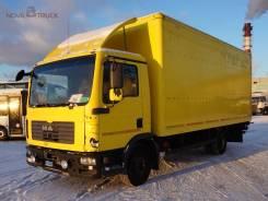 MAN TGL 8.180. Промтоварный грузовик , 4 580куб. см., 2 550кг., 4x2
