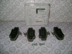 Колодки торм. Renault 410602192R Renault: 410602192R Alpine V6. Dacia Logan (Ls_). Dacia Logan Mcv (Ks_). Dacia Sandero. Lada Largus Универсал. Lada