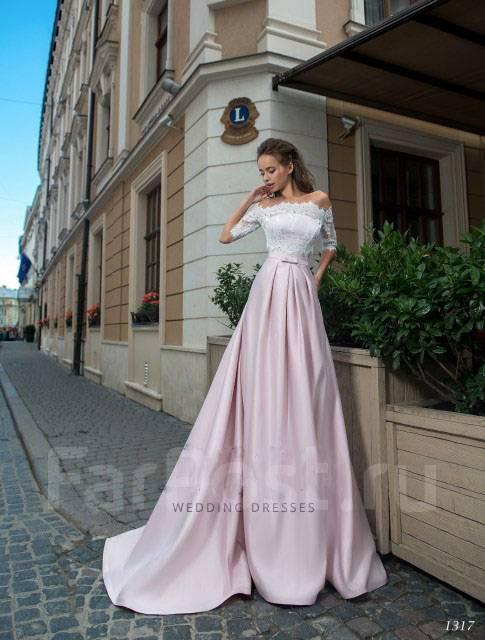 9662d76a052 Эксклюзивное вечернее платье из коллекции 2019 года во Владивостоке