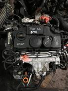 Двигатель в сборе. Volkswagen Passat, 3B6 Skoda Octavia Двигатели: BMR, CBBB