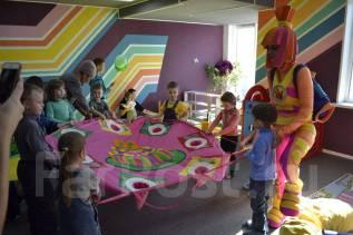 Детские праздники и дни рождения в детском центре Анивер