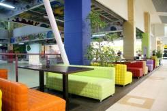 Мебель для ресторанов и кафе на заказ по индивидуальному проекту и раз