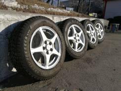 """Продам колеса Maxxis NP3 ArcticTrekker 185/65 R14 в Хабаровске. 6.0x14"""" 5x100.00"""