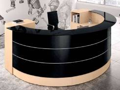 Стойки в ресепшн, мебель на заказ по вашему проекту и размеру