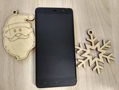 Xiaomi Redmi Note 3. Новый, 32 Гб, Черный, 3G, 4G LTE