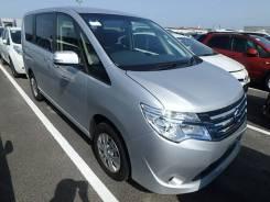 Nissan Serena. вариатор, 4wd, 2.0 (144л.с.), бензин, 46тыс. км, б/п. Под заказ