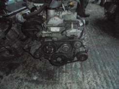 Двигатель в сборе. Toyota bB, QNC20 Двигатель K3VE
