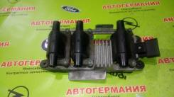 Катушка зажигания, трамблер. Volkswagen Passat, 3B2, 3B3, 3B5, 3B6 Audi: A8, S6, A4, A6, S8, S4 Skoda Superb, 3U4 ACK, AGE, ALG, AMX, APR, AQD, ATQ, A...